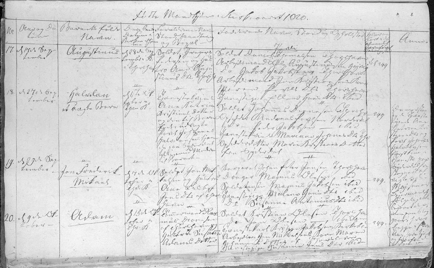 Adam Rasmussen 1820 1857 Genealogy